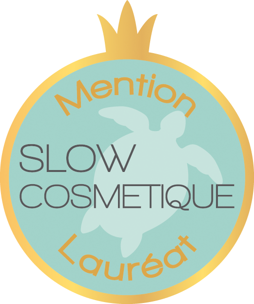 Logo Mention slow cosmétique