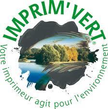 Herbiolys - Logo de la charte Imprim'vert