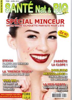 couverture santé nat & bio avril 2012