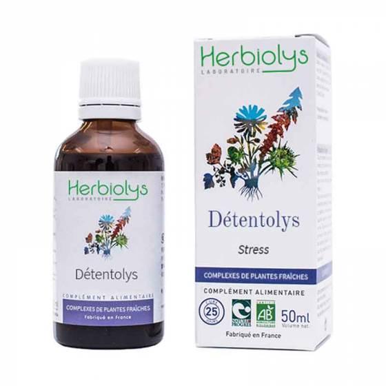 Complexe de plantes fraîches BIO Détentolys – Herbiolys