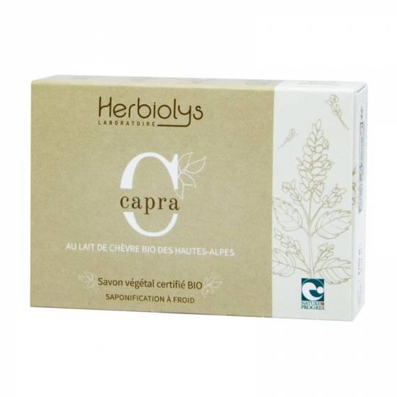 Savon à froid Capra certifié BIO Nature & Progrès - Herbiolys