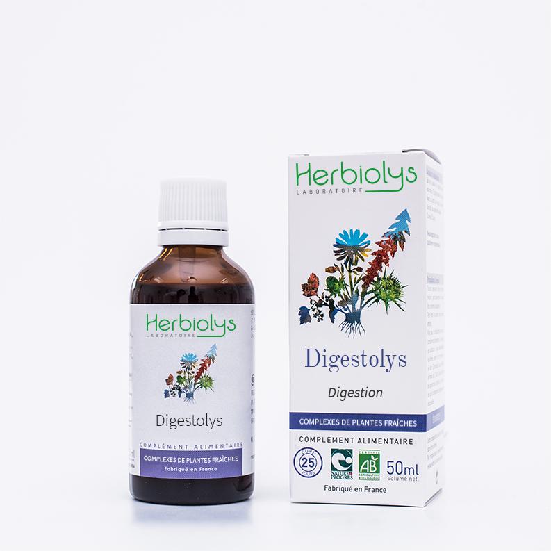 Herbiolys complexe de plantes bio Digestolys digestion