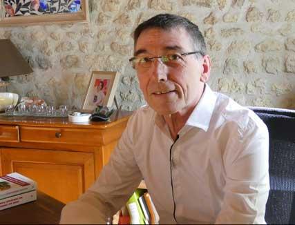 Michel Dubray, nutrithérapeute