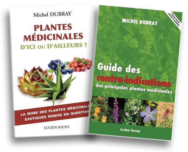 Michel Dubray, nutrithérapeute livres