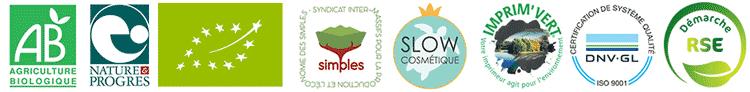 herbiolys logos bio nature progrès slow cosmetique rse