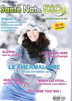 couverture santé nat & bio janvier 2012