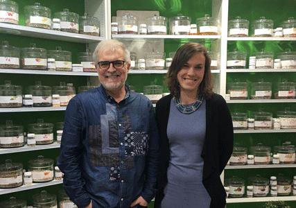 Naturopathie et holistique à la Pharmacie d'Italie avec Caroline Marie