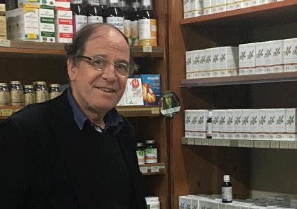 Paul Boudry de Nature & Compagnie : précurseur en naturopathie